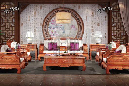 名鼎檀 | 中国古典红木家具,传承家的亲情和文化