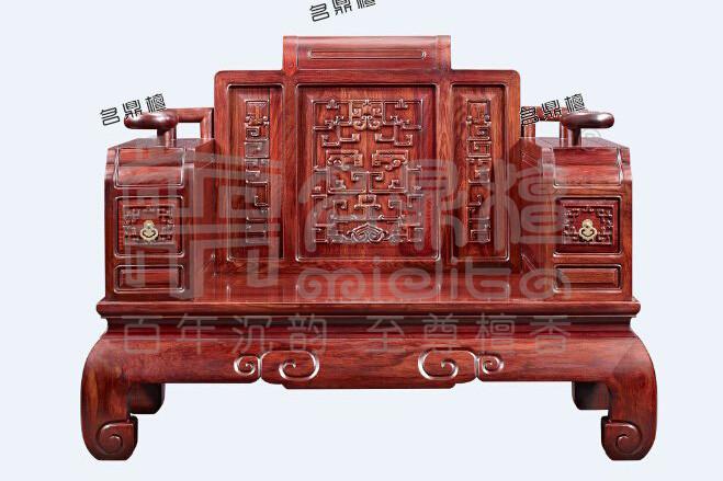 古典红木家具在现代,新颜旧貌各自精彩