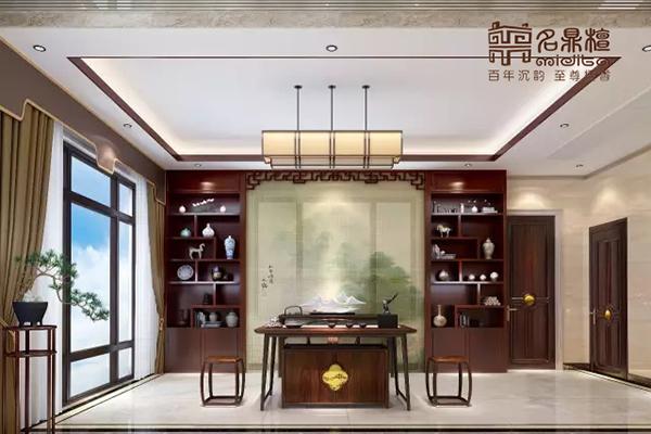 新中式家具,盛一室清宁 享一世清欢