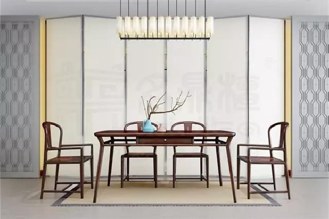 现代中式餐厅,闲适时光 温情凝聚