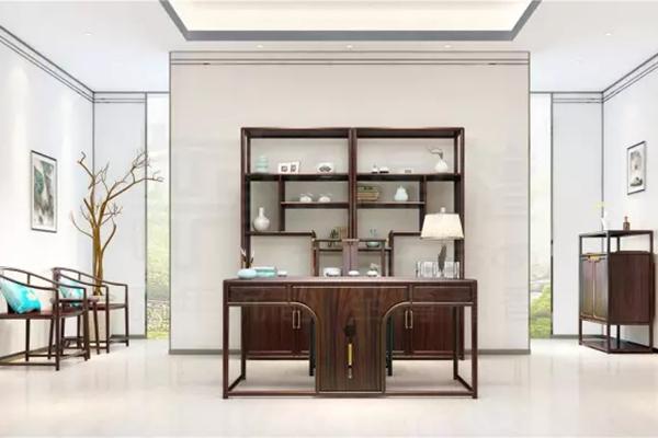中式书房,避喧嚣 闲读以养心