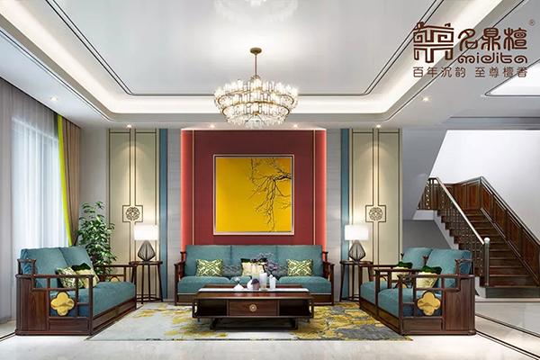 中式居家案例:一览文人情怀