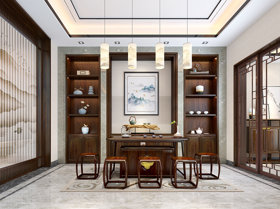 新中式家居 安居雅室