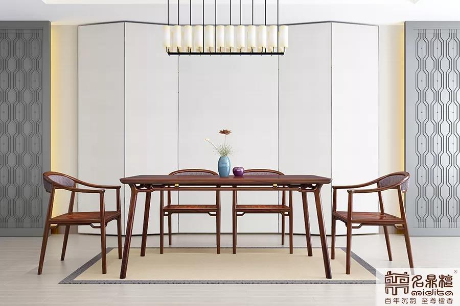 中式设计 | 罗锅枨,富有节奏的线性美感