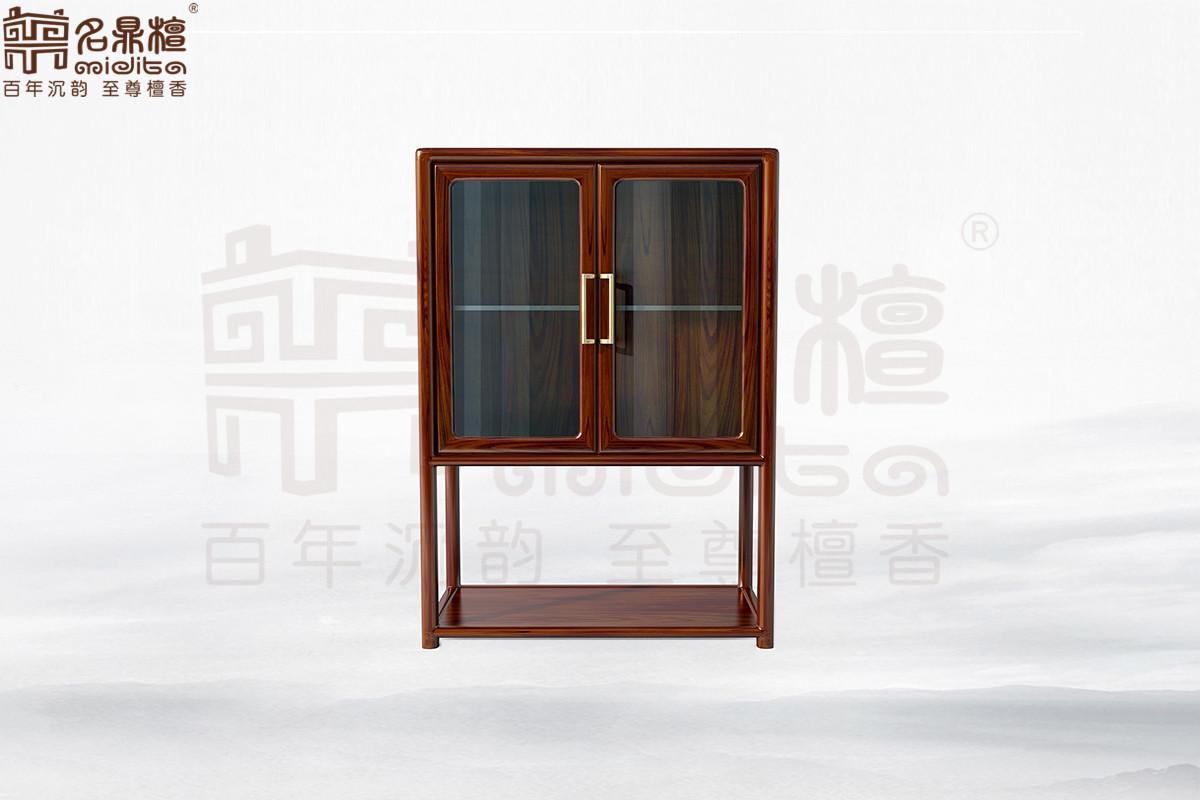 名鼎檀·逸芳系列188现代中式客厅柜(右)