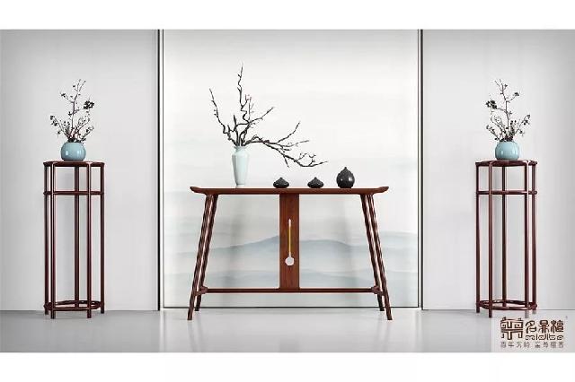 逸芳 | 中式对称之美,十大新中式家具品牌