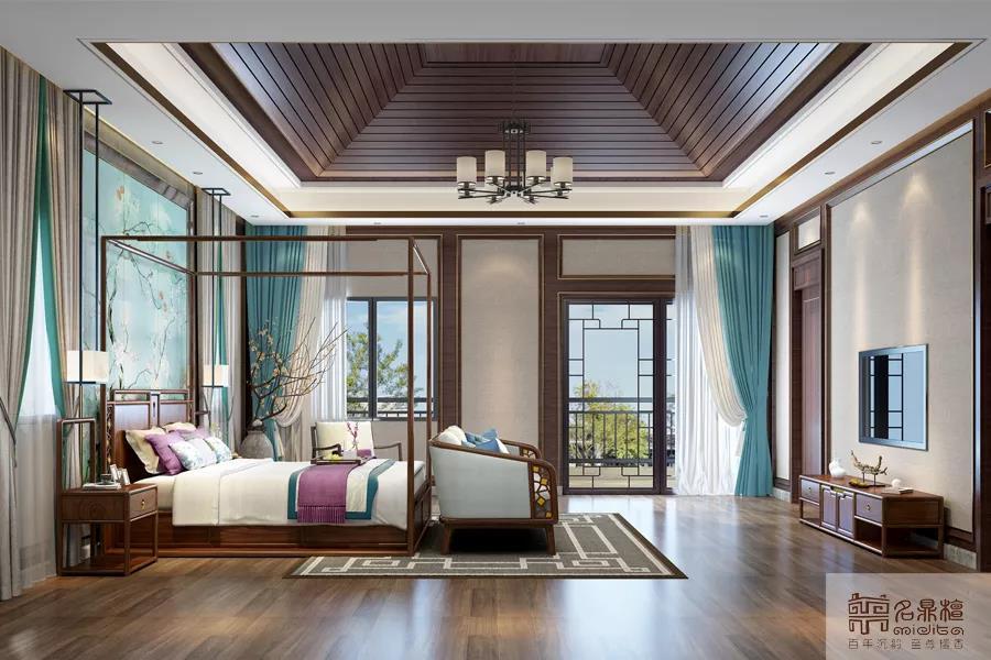 名鼎檀红木家具中式案例 | 最美中国风