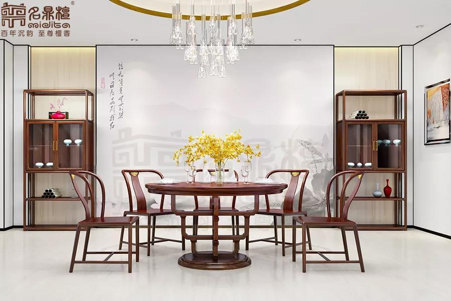 逸芳 | 线条,无限美的特质,十大新中式家具品牌