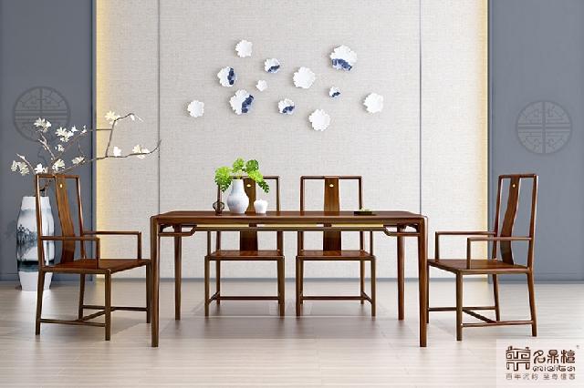 新中式餐厅:味到深处即是家,十大新中式家具品牌
