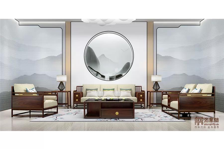 新中式风格 · 别墅 | 现代文人骨子里的闲与雅