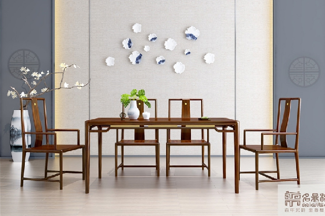 红木新中式家具:中式空间,闲居的自由,十大新中式家具品牌