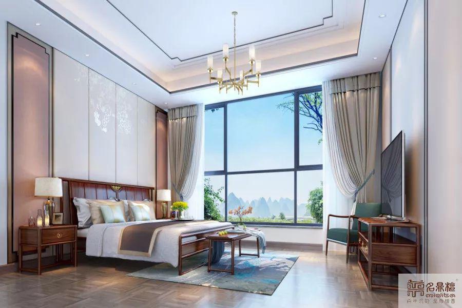 中式生活:闭门行居,闲静修心,十大新中式家具品牌