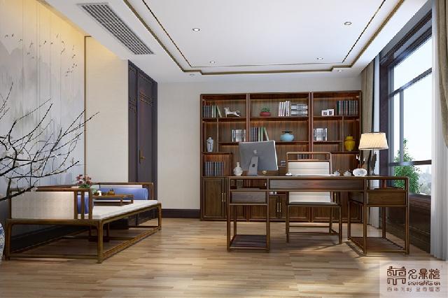 红木新中式家具:闲情,风雅之人,情趣独到